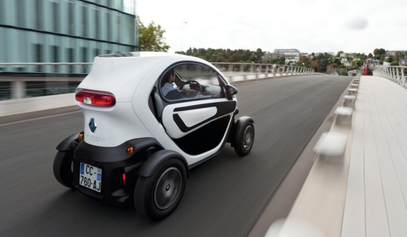 Twizy completo