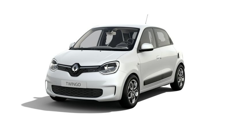 Renault TWINGO ELECTRIC –  elettrica / ibrida – 5 posti completo