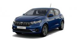 Dacia Sandero Streetway – GPL – 5 posti