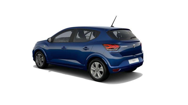 Dacia Sandero Streetway – GPL – 5 posti completo