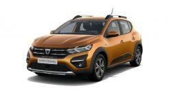 Dacia Sandero Stepway –  GPL – 5 posti