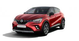 Renault Captur –  Ibrida – 5 posti