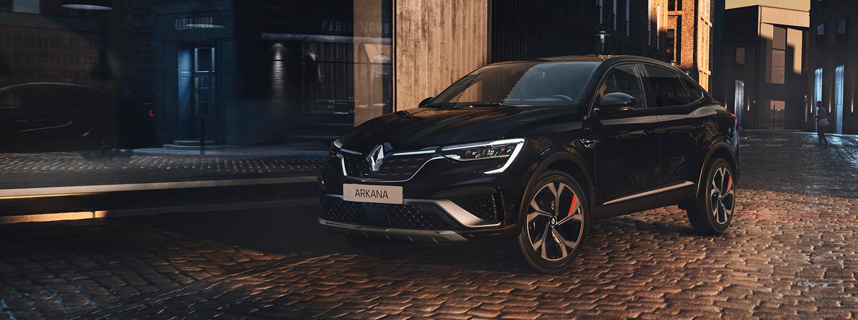 Renault Arkana completo
